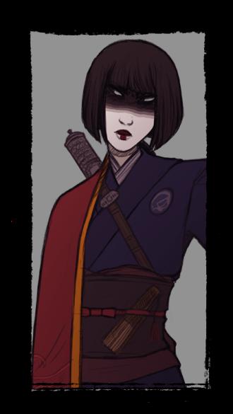 20 questions portrait (daiyu)
